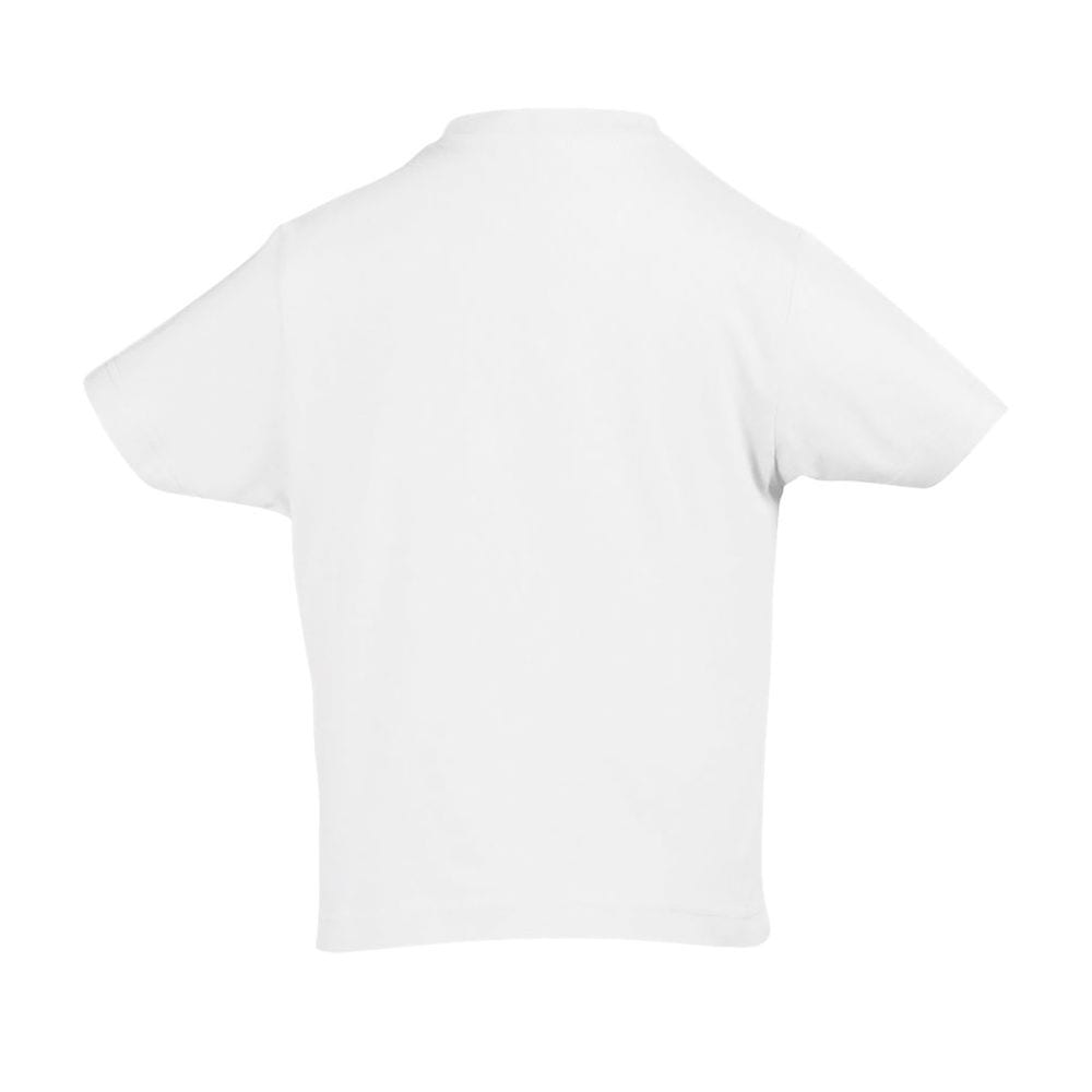 Sol's 11770 - Kids' Round Collar T-Shirt Imperial