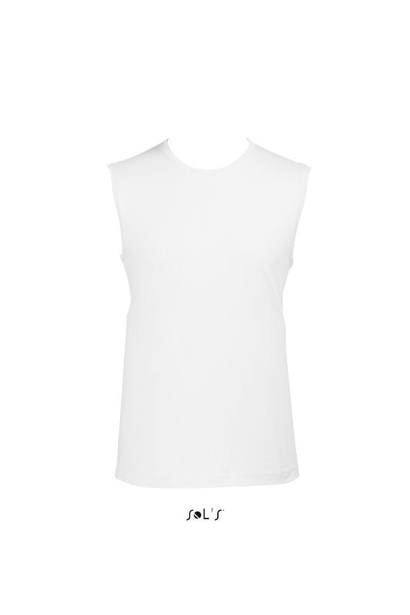 Sol's 11180 - MEN'S SLEEVELESS T-SHIRT JAZZY