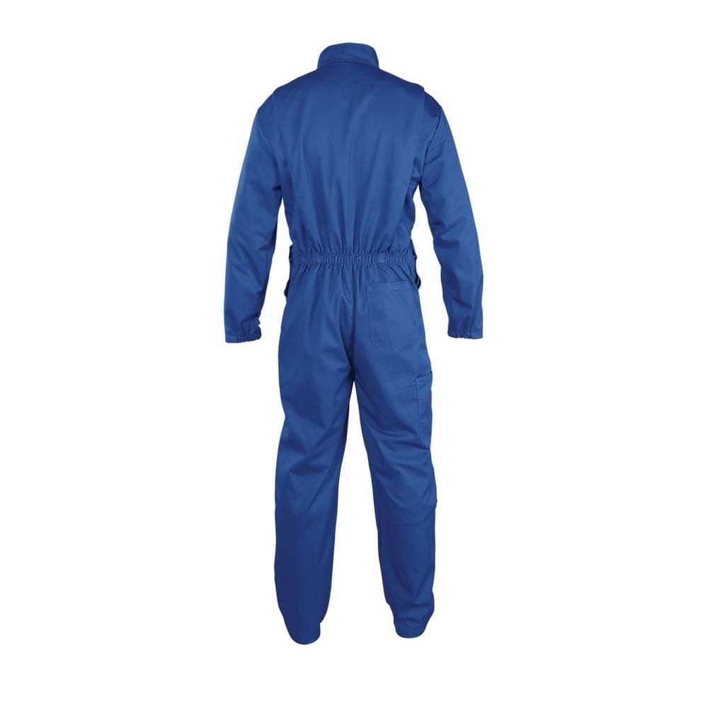 Sol's 80901 - Workwear Overall With Double Zip Jupiter Pro