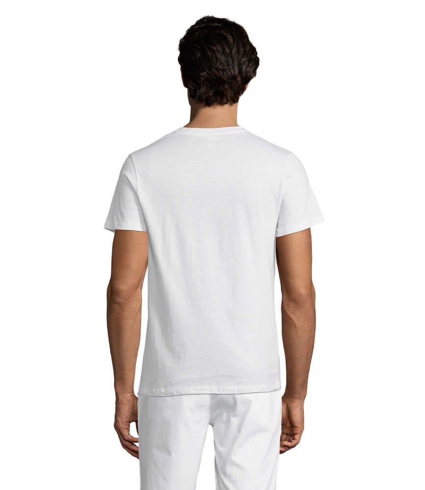 "Sol's 11155 - Tee-Shirt Homme Col ""V'' MASTER"