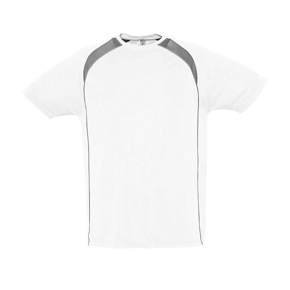 Sol's 11422 - Men's Two-Coloured T-Shirt Match
