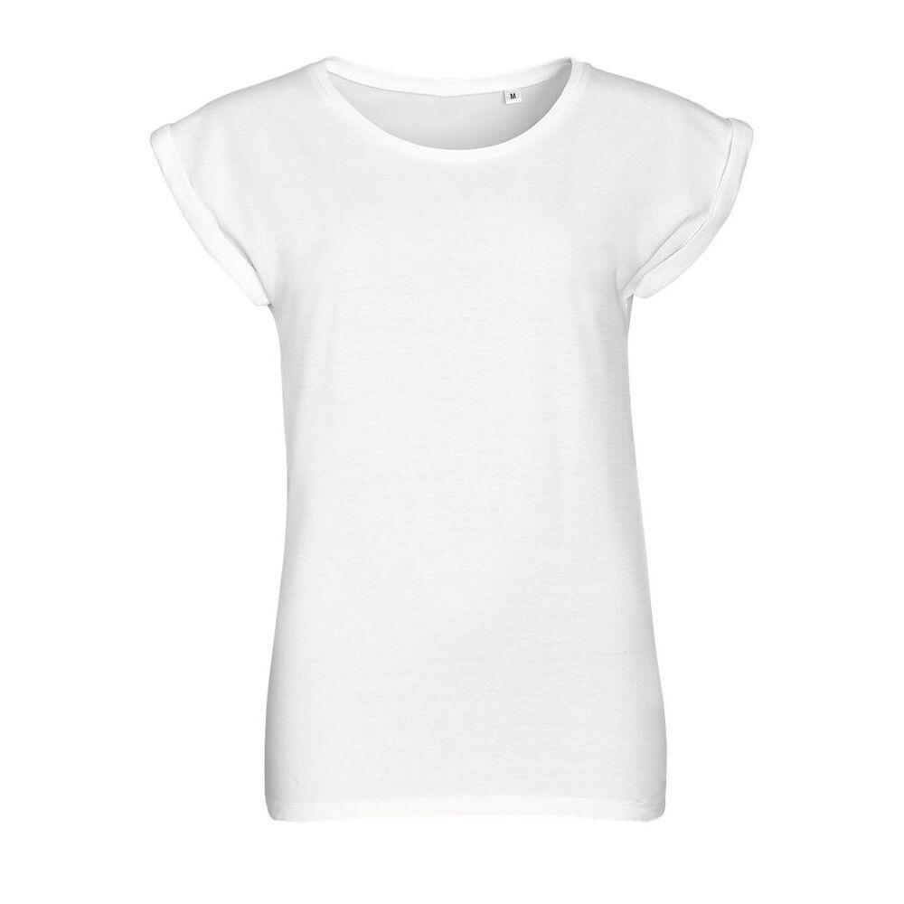 Sol's 01406 - Tee-Shirt Femme Col Rond Melba