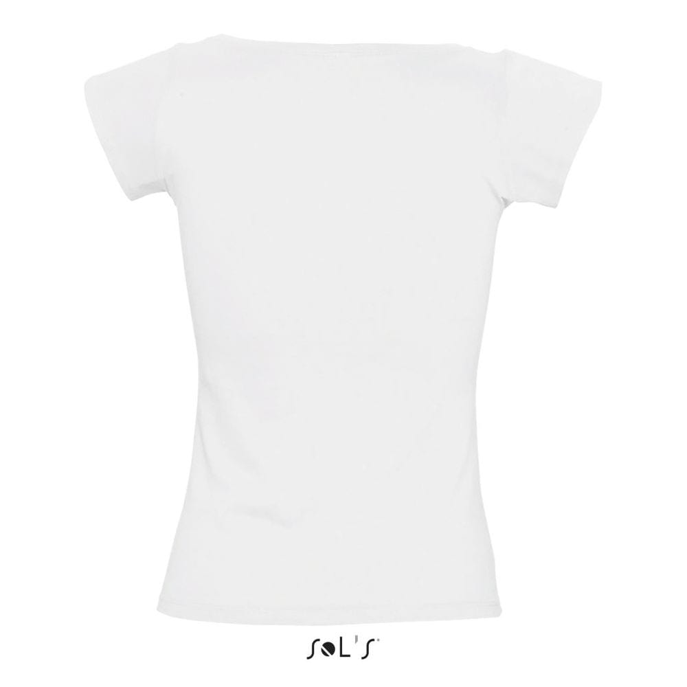 Sol's 11385 - Tee-Shirt Femme MELROSE