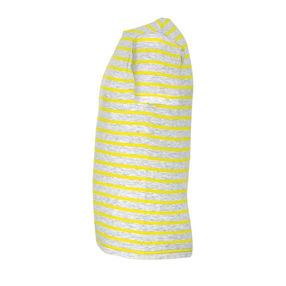 Sol's 01400 - Kids' Round Neck Striped T-Shirt Miles