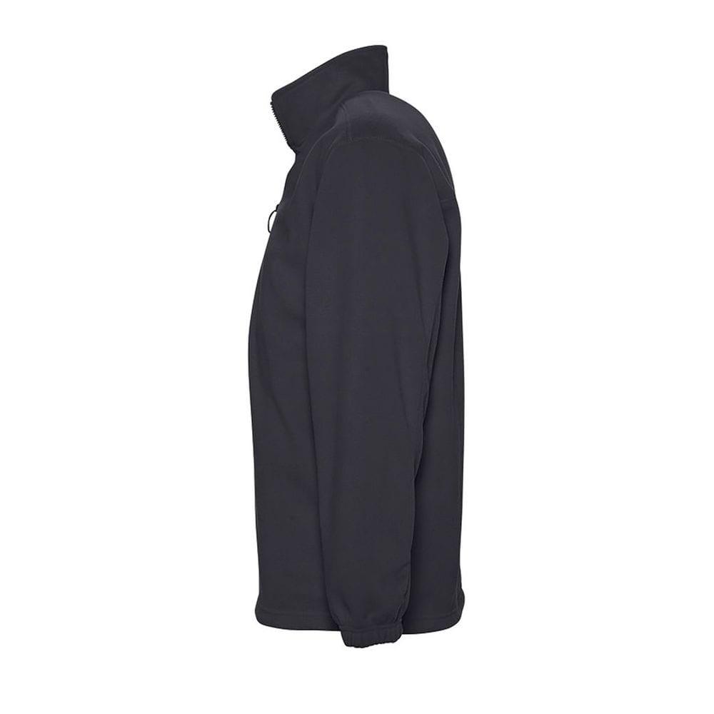 Sol's 56000 - Fleece 1/4 Zip Sweat-Shirt Ness