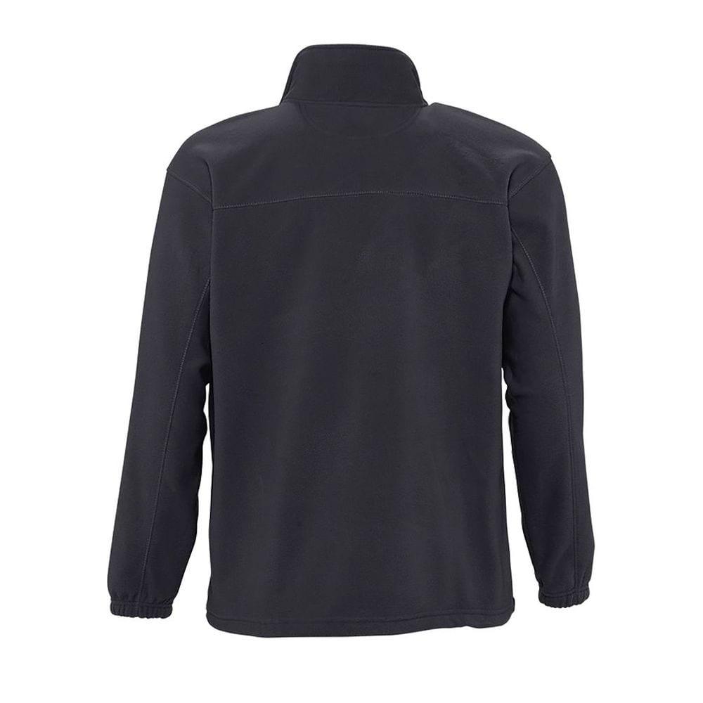 Sol's 55000 - Men's Zipped Fleece Jacket North