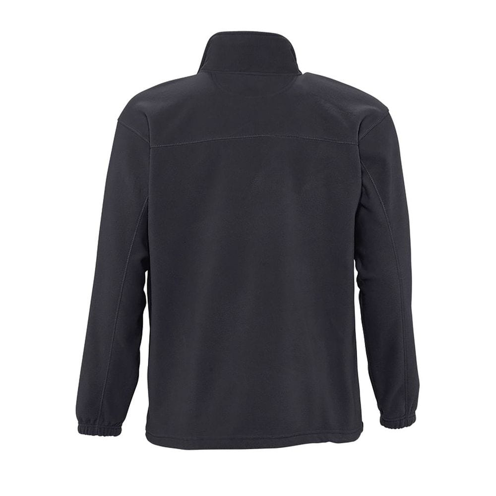 Sol's 55000 - Men's Zipped Fleece Jacket North