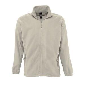 Sols 55000 - Mens Zipped Fleece Jacket North