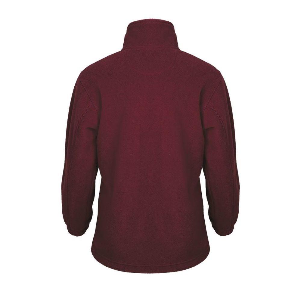 Sol's 00589 - Kids' Zipped Fleece Jacket North