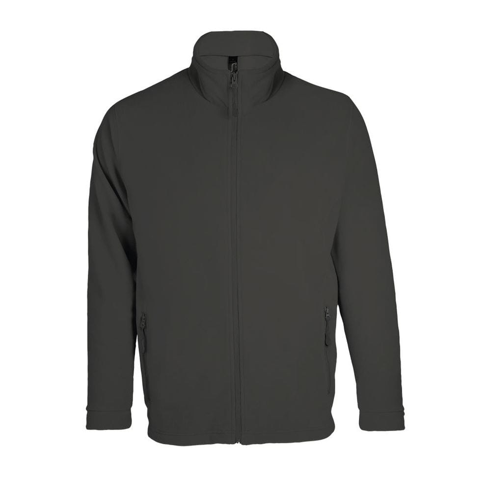 Sol's 00586 - Men's Micro Fleece Zipped Jacket Nova