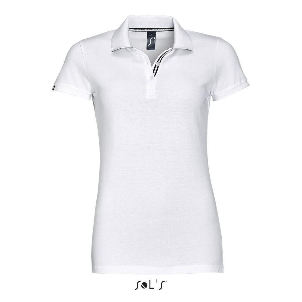 Sol's 01407 - Women's Polo Shirt Patriot