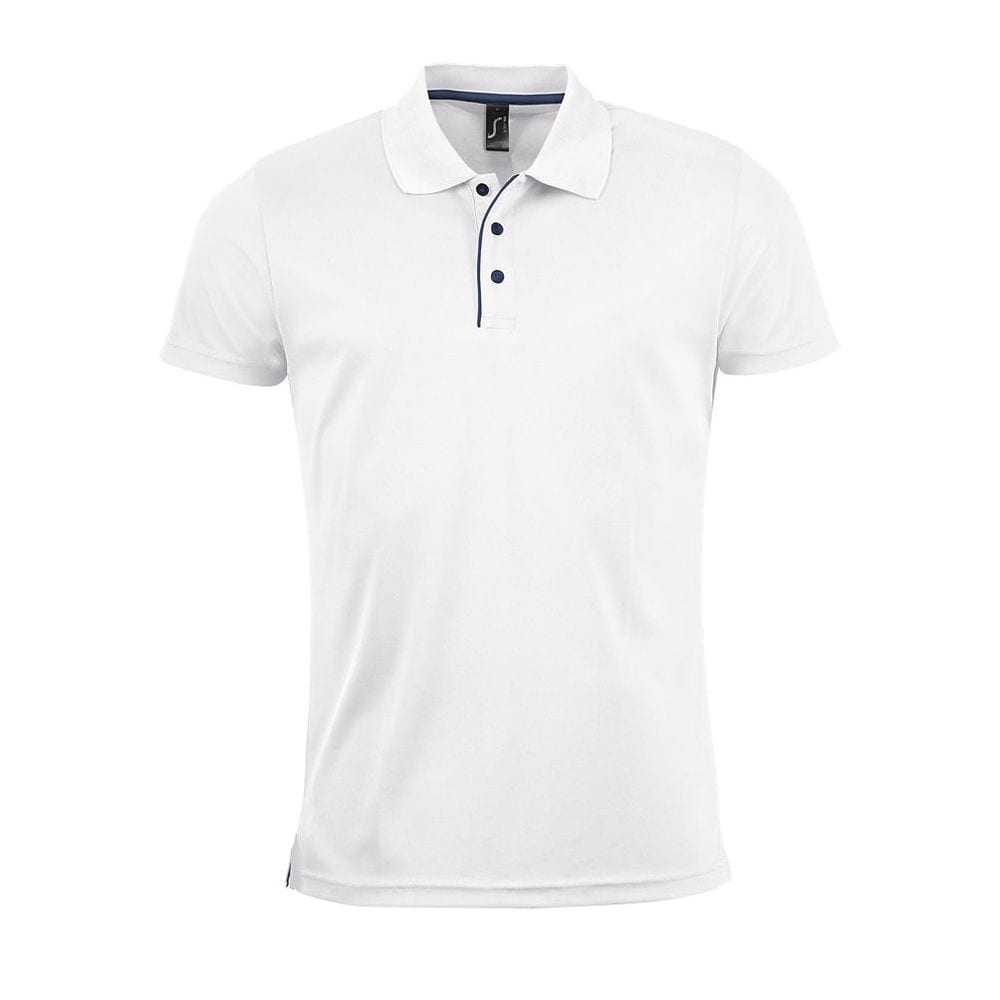 Sol's 01180 - Polo Sport Homme Performer