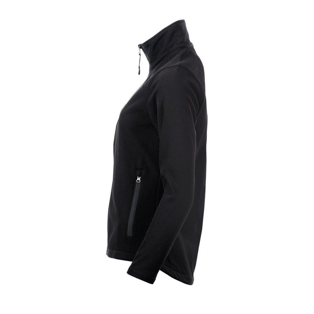 Sol's 01194 - Women's Softshell Zip Jacket Race