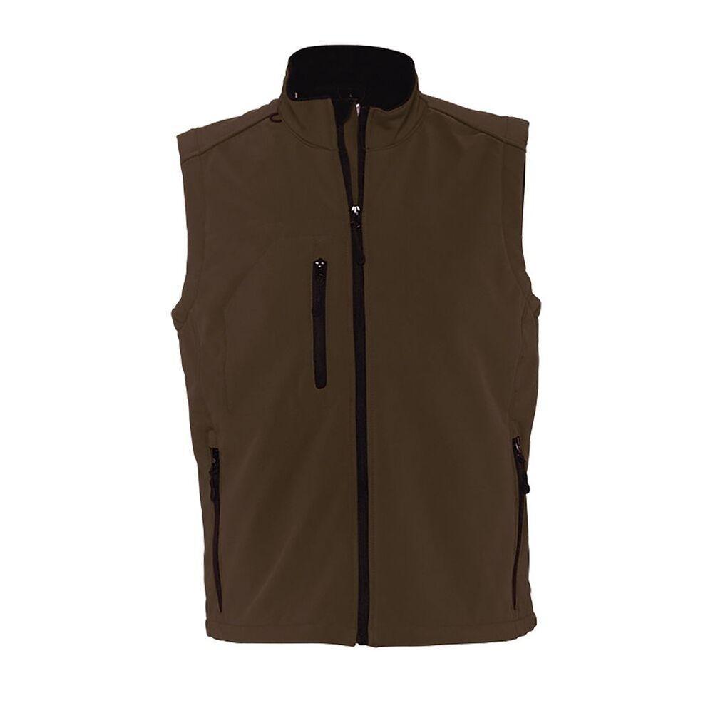 Sol's 46601 - Men's Sleeveless Softshell Jacket Rallye