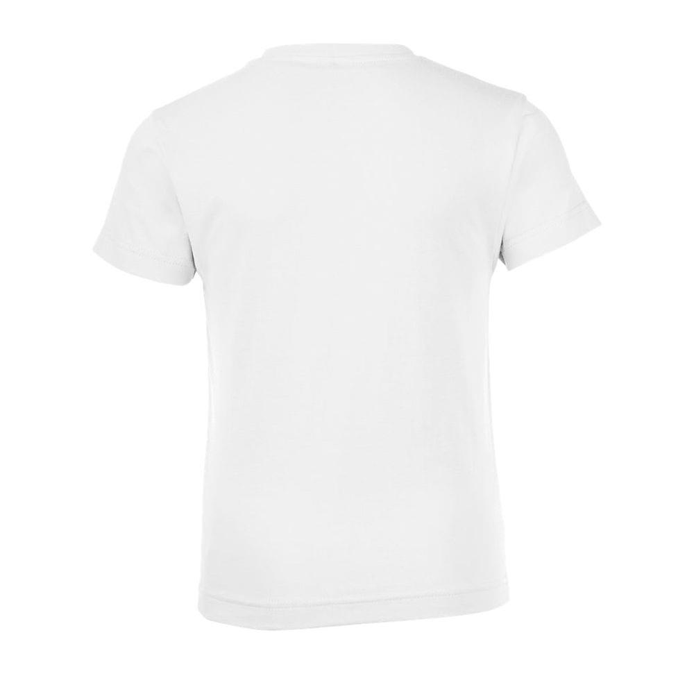Sol's 01183 - Tee-Shirt Enfant Col Rond Regent Fit
