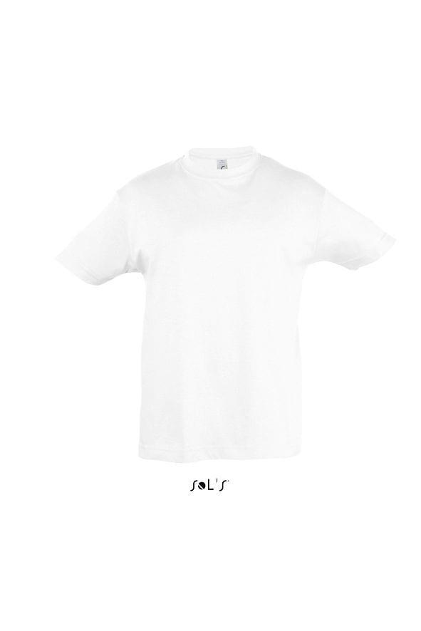 Sol's 11970 - Kids' Round Collar T-Shirt Regent