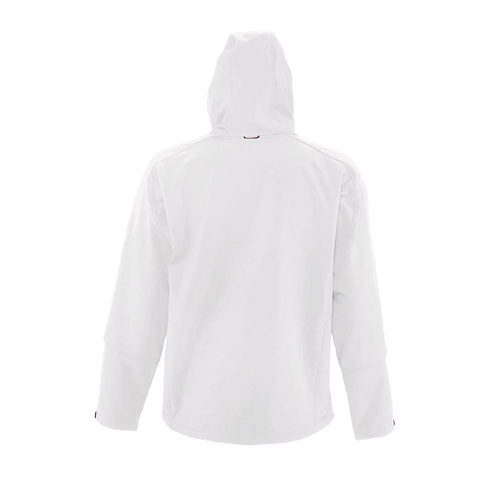 Sol's 46602 - Men's Hooded Softshell Replay