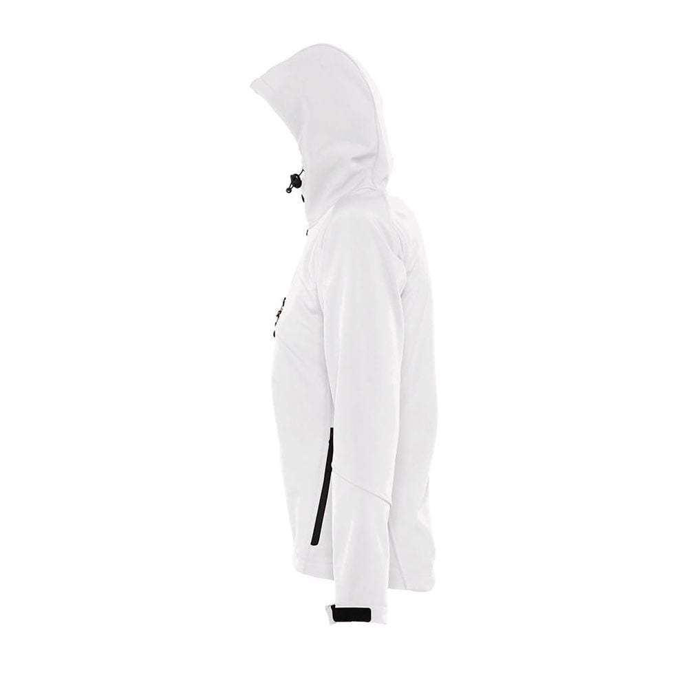 Sol's 46802 - Women's Hooded Softshell Replay
