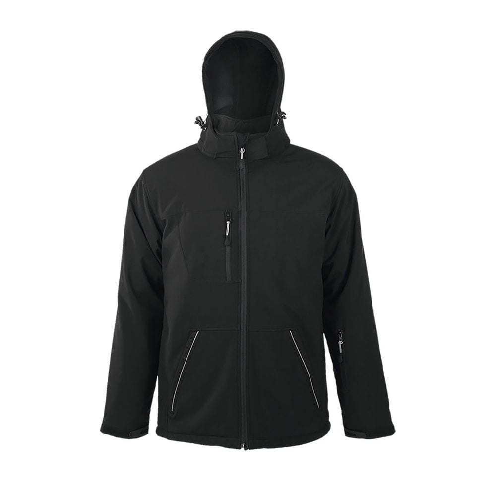 Sol's 46604 - Men's Winter Softshell Jacket Rock