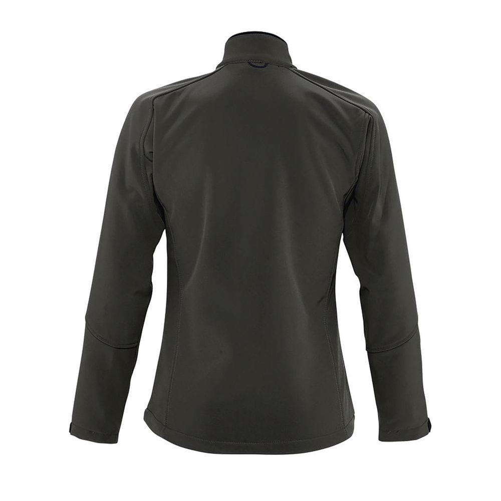 Sol's 46800 - Women's Softshell Zipped Jacket Roxy