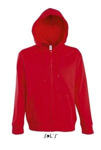 Sols 47800 - Mens Jacket With Lined Hood Seven