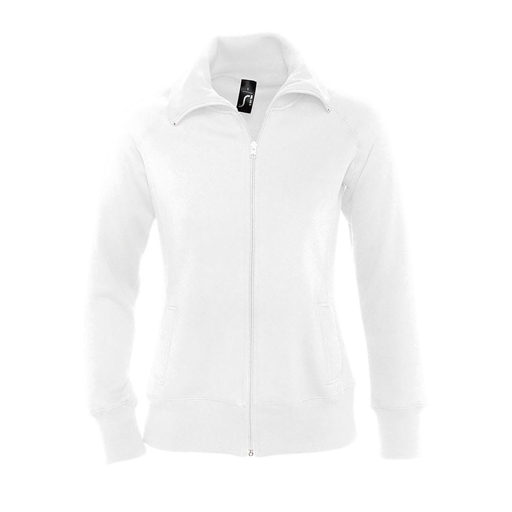 Sol's 47400 - Women's Zipped Jacket Soda