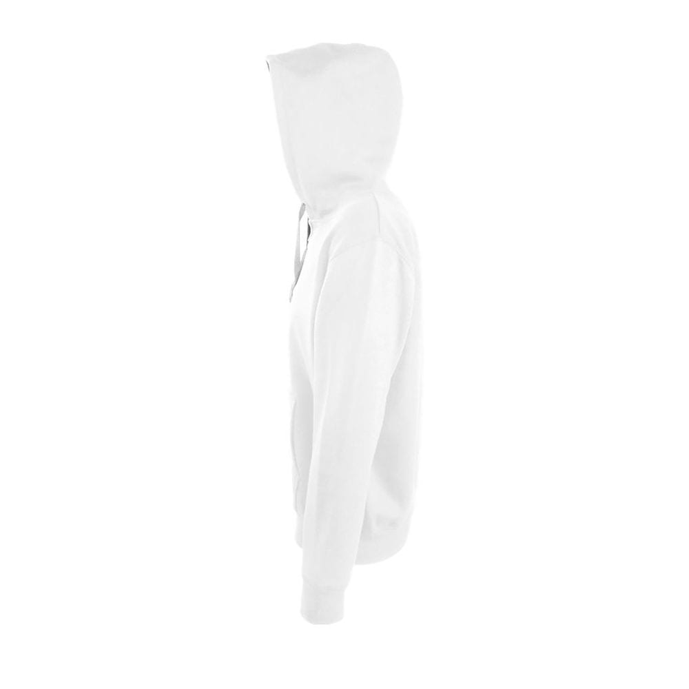Sol's 46900 - Men's Contrasted Jacket With Lined Hood Soul