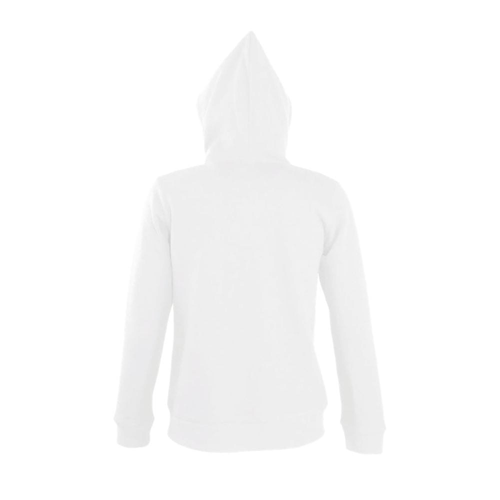 Sol's 47100 - Women's Contrasted Jacket With Lined Hood Soul