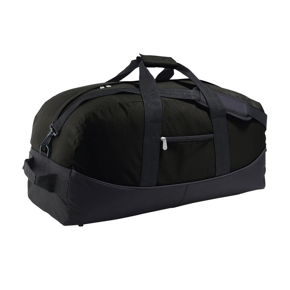 Sol's 70650 - Two-Coloured 600D Polyester Travel / Sports Bag Stadium65