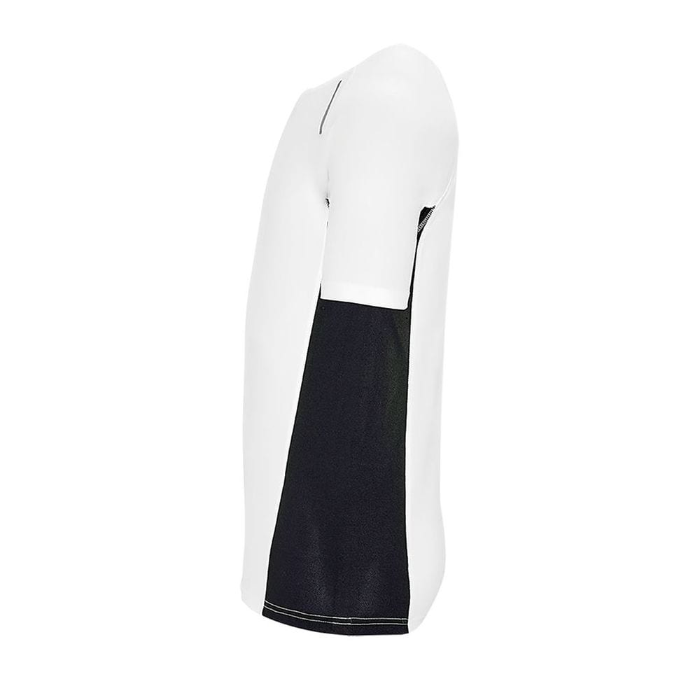 Sol's 01414 - Tee-Shirt Running Homme Manches Courtes Sydney