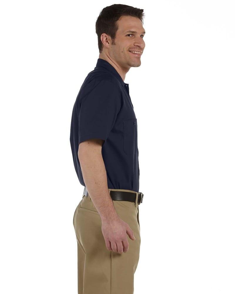 Dickies LS535 - Men's 4.25 oz. Industrial Short-Sleeve Work Shirt
