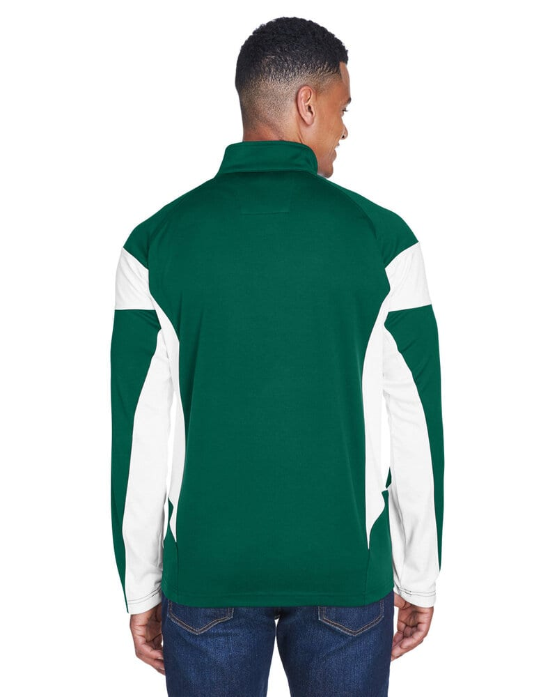 Team 365 TT34 - Men's Elite Performance Full-Zip