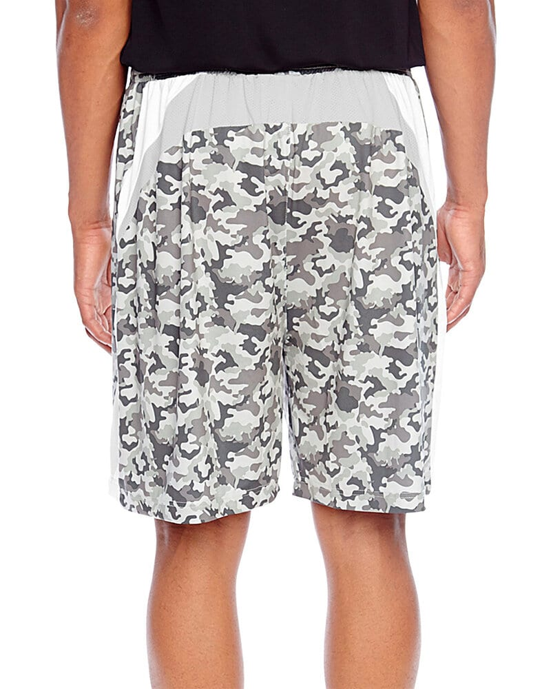 Team 365 TT42 - Men's All Sport Sublimated Camo Short