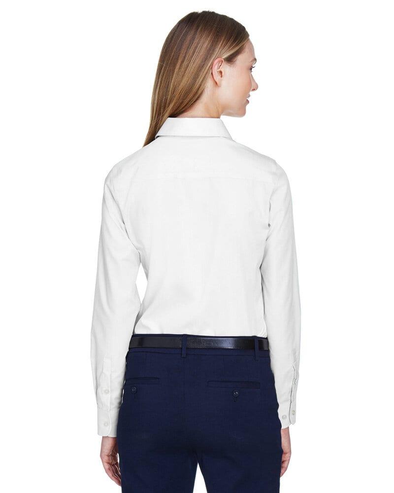 Devon & Jones D620W - Ladies Crown Collection™ Solid Broadcloth