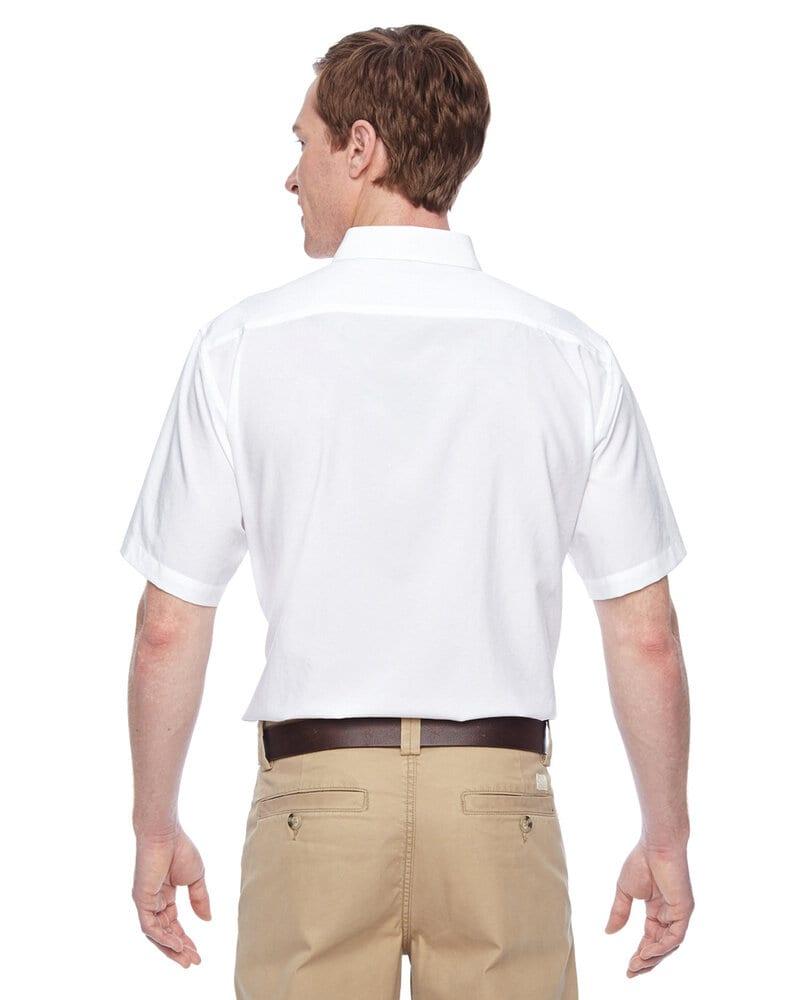 Harriton M610S - Men's Paradise Short-Sleeve Performance Shirt