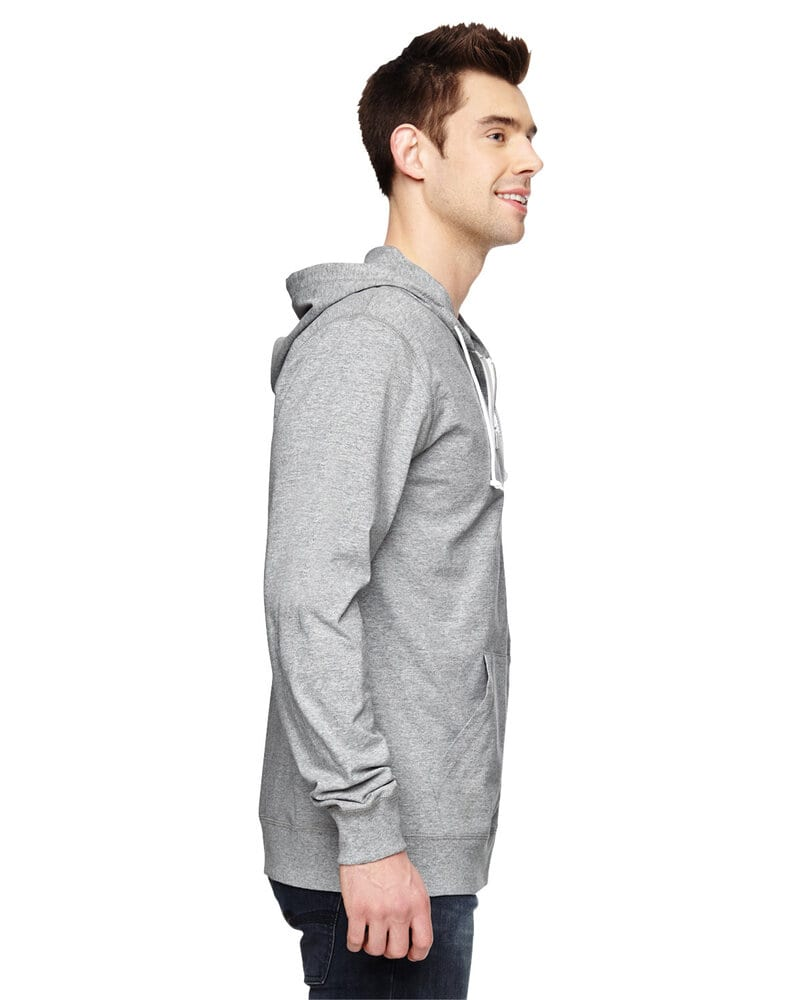 Fruit of the Loom SF60R - 6 oz. 100% Sofspun Cotton Jersey Full-Zip