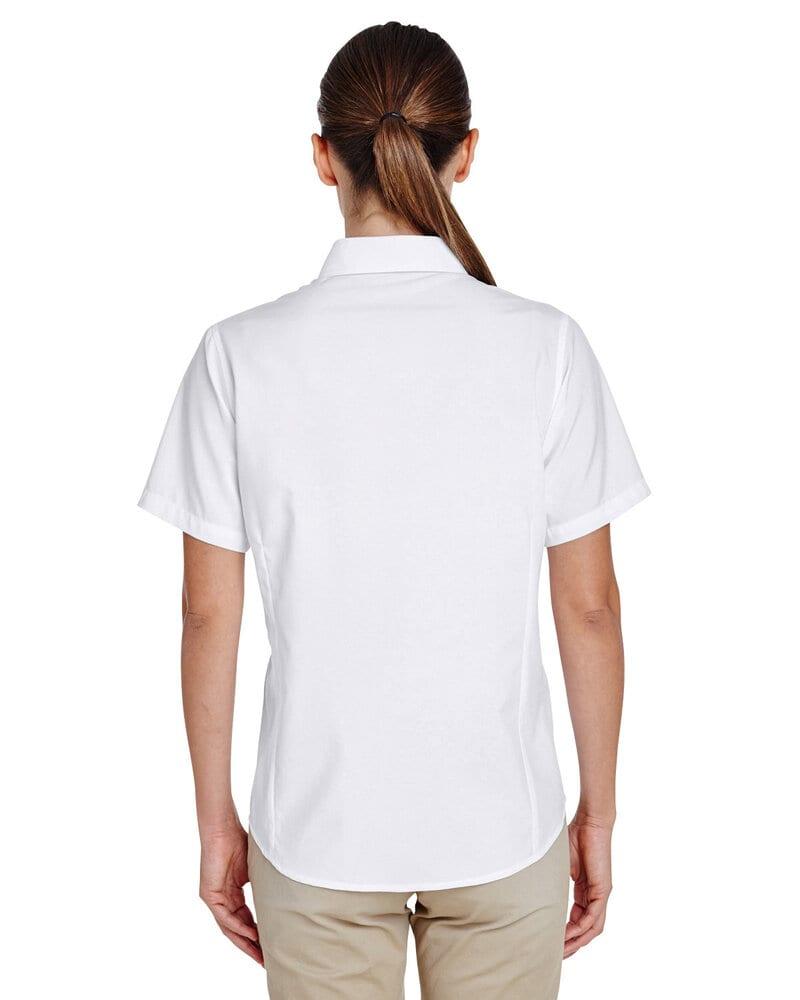 Harriton M610SW - Ladies Paradise Short-Sleeve Performance Shirt