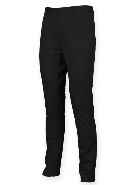 Front Row FR621 - Stretch Chino Trousers