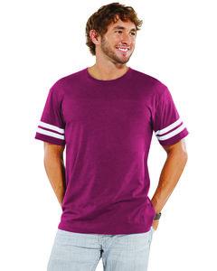 LAT 6937 - Vintage Football T-Shirt