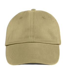Anvil 176 - Solid Low Profile Brushed Twill Cap