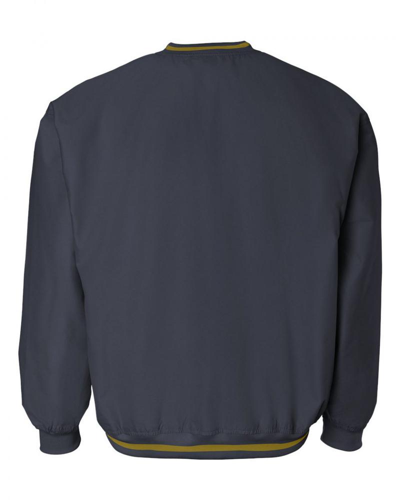 Badger BD7611 - V-Neck Nylon Winshirt