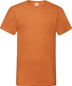 Fruit of the Loom SC22V - T-shirt con scollatura a V