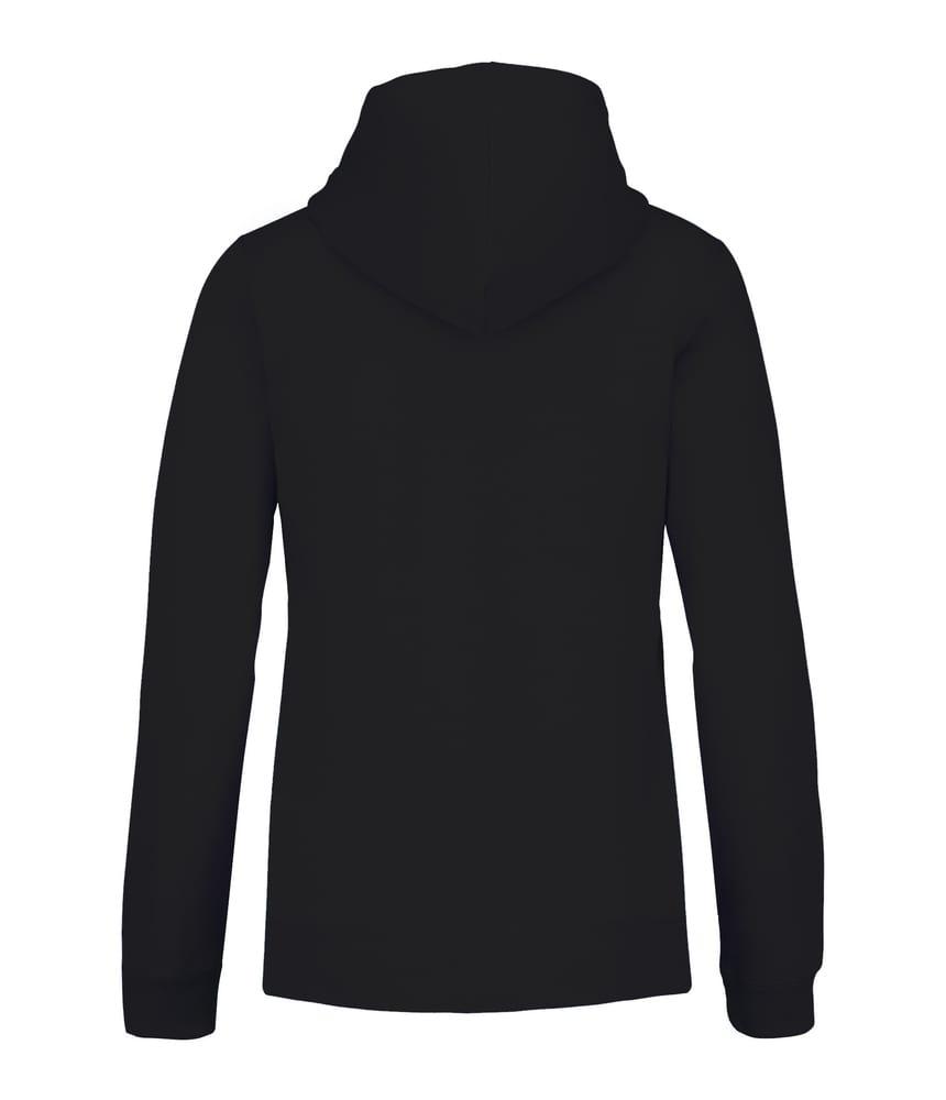 Kariban K465 - Sweat-shirt capuche contrastée femme