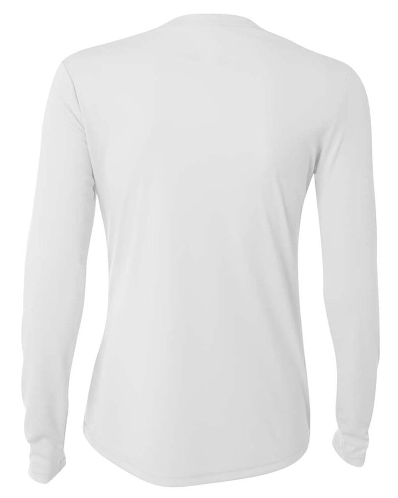 A4 NW3002 - Ladies Long Sleeve Cooling Performance Crew Shirt