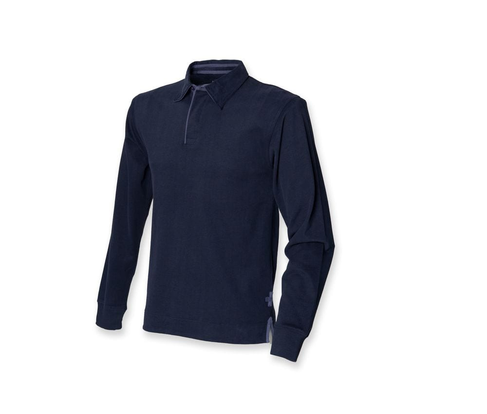 Front row FR043 - Super soft long sleeve rugby shirt