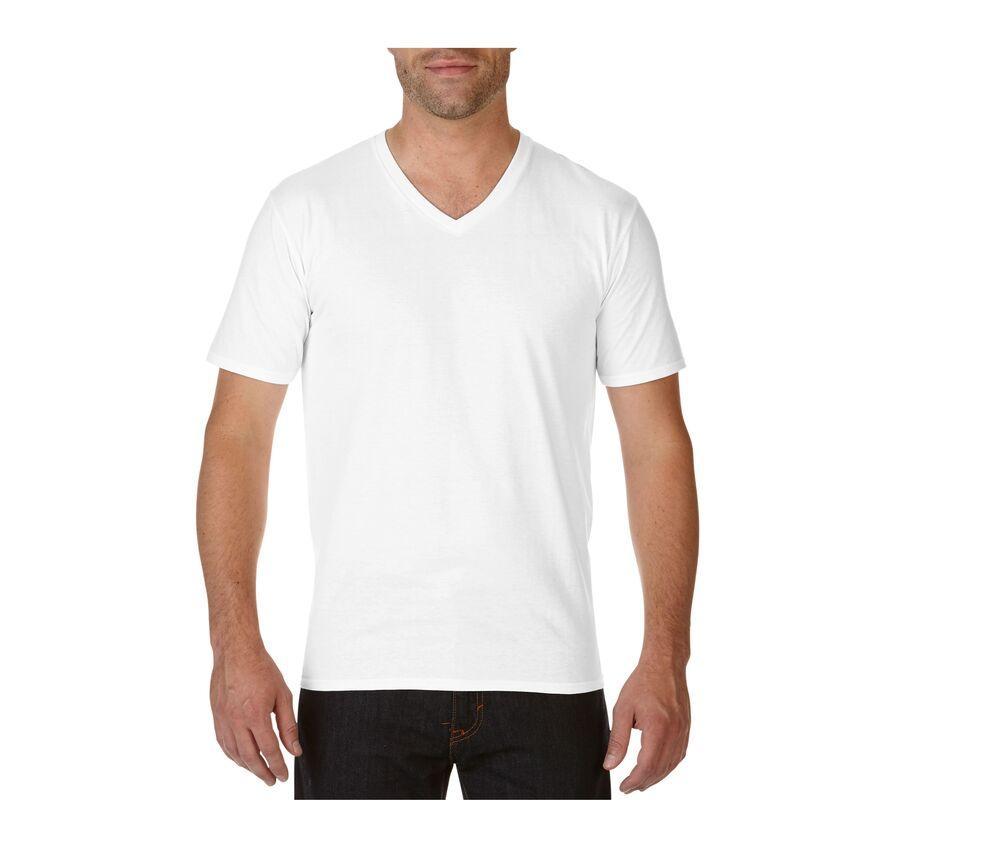 Gildan GN41V - Premium Cotton V Neck