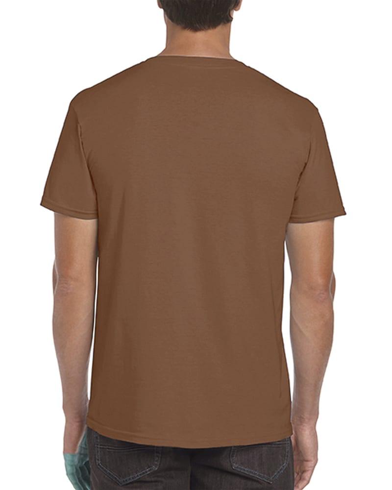 Uomo Gildan Maglia 100/% Cotone