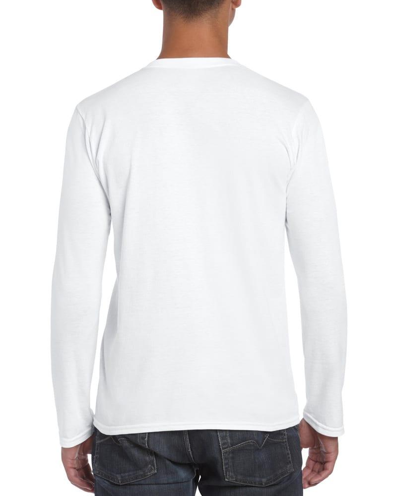 Gildan GN644 - Softstyle Adult Long Sleeve T-Shirt