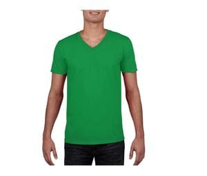 Gildan GN646 - Softstyle™ v-neck t-shirt