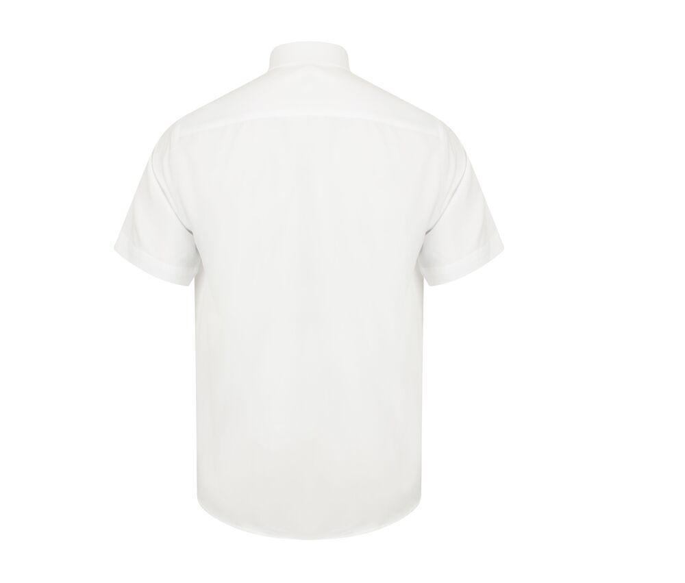 Henbury HY595 - Wicking antibacterial short sleeve shirt